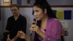 藏人歌手的爱心温暖了病患