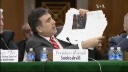 Саакашвілі: У Конгресі та Держдепі за озброєння України. Відео