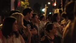 On The Scene: Debate Watchers at Washington DC Pub