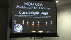 MQM Virginia candlelight vigil