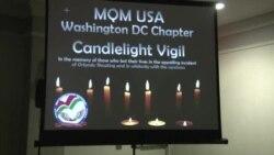 MQM Virginia candlelight vigil