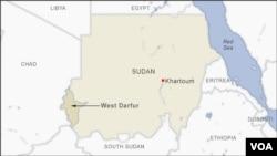 Darfur, Sudão