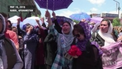 Afghan Minority Group Protests Power Line Reroute