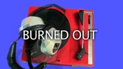 English in a Minute: Burned Out