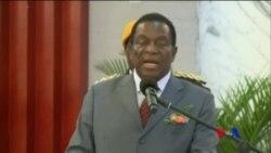 津巴布韋數月內舉行後穆加貝時期首次大選 (粵語)
