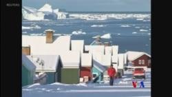 報道稱特朗普想買格陵蘭島 當地政府表示不賣