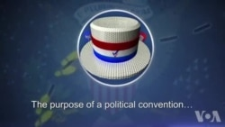 How America Elects - Conventions