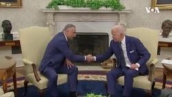 拜登宣布今年年底結束美軍在伊拉克的作戰任務