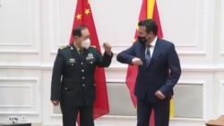 Интензивирање на македонско-кинеските односи