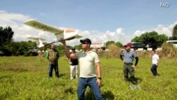 Drone Arsenal Fights Climate Change
