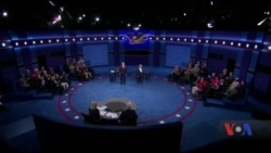 Дебати у Лас Вегасі – остання можливість для кандидатів в президенти вплинути на виборців США. Відео