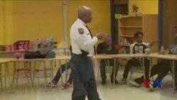 巴尔的摩警方重建与社区关系