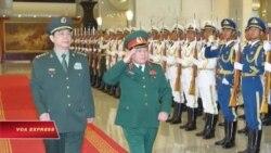 Quan chức Trung Quốc nói gì với Bộ trưởng Quốc phòng VN?