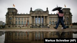 Berlin'deki federal meclis binası, Reichtag