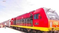 Exportadores prontos para usar Caminhos de Ferro de Benguela - 2:12