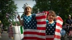 У США відзначили День Незалежності – майже без карантинних обмежень. Відео