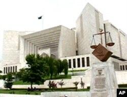 این آر او فیصلے کے خلاف حکومت کی درخواست مسترد