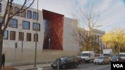 Berlin'deki yeni büyükelçilik binası