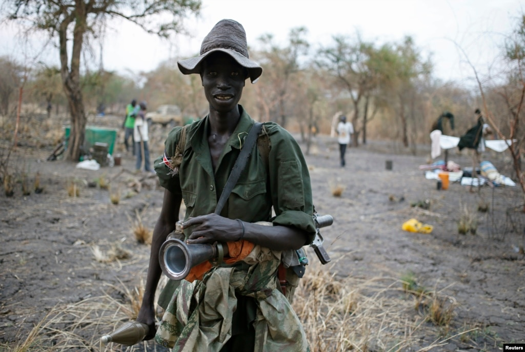 New Clashes Erupt In South Sudan