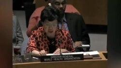 ابولا، تهدیدی برای صلح و ثبات بین المللی