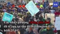 Tuần hành chống phá thai tại Washington D.C