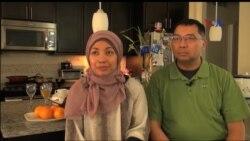 Keluarga Diaspora Muslim Indonesia di Mill Creek Washington