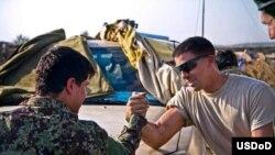 هیات افغان و امریکایی ماها روی تهیه مسوده این توافقنامه کار کردند