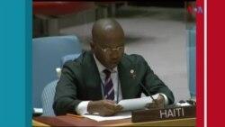 Ayiti: Premye Minis a.i. Claude Joseph deklare devan Konsèy Sekirite Nasyonzini an ap gen eleksyon nan peyi a nan fen ane 2021 an.