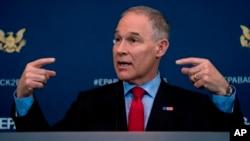 Skot Pruit, administrator Agencije za zaštitu životne sredine (EPA) arhivski snimak