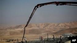建設約旦河西岸定居點成為恢復談判的障礙