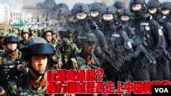 时事大家谈:反恐变维稳?西方国家是否走上中国的路?