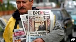 Амнести интернешенал бара македонската влада да престане со замолчување на медиумите што ја критикуваат