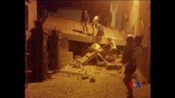 2017-08-22 美國之音視頻新聞: 意大利伊斯基亞島發生強烈地震 (粵語)