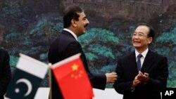 عدم آگاهی چین از پیشنهاد اعمار قوای بحری در پاکستان