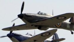 Spitfire ေလယာဥ္မ်ား ဆက္လက္ရွာေဖြ