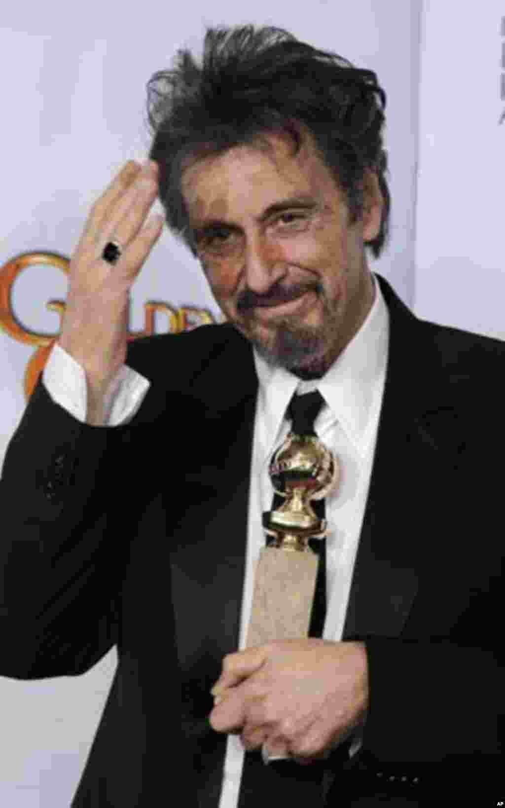 ہالی ووڈ گولڈن گلوب ایوارڈز
