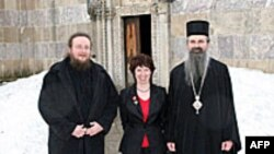 Ketrin Ešton na Kosovu: Ovaj region je moj prioritet