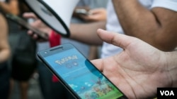 Fans of the game struggled to log on during the Pokemon GO gathering - the game's servers have repeatedly struggled due to overwhelming demand and repeated Denial of Service attacks by hacker group PoodleCorp over the weekend, July 20, 2016.