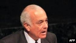 Ngoại trưởng Ai Cập Nabil Elaraby