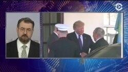 Трамп и Назарбаев: переговоры в Белом доме