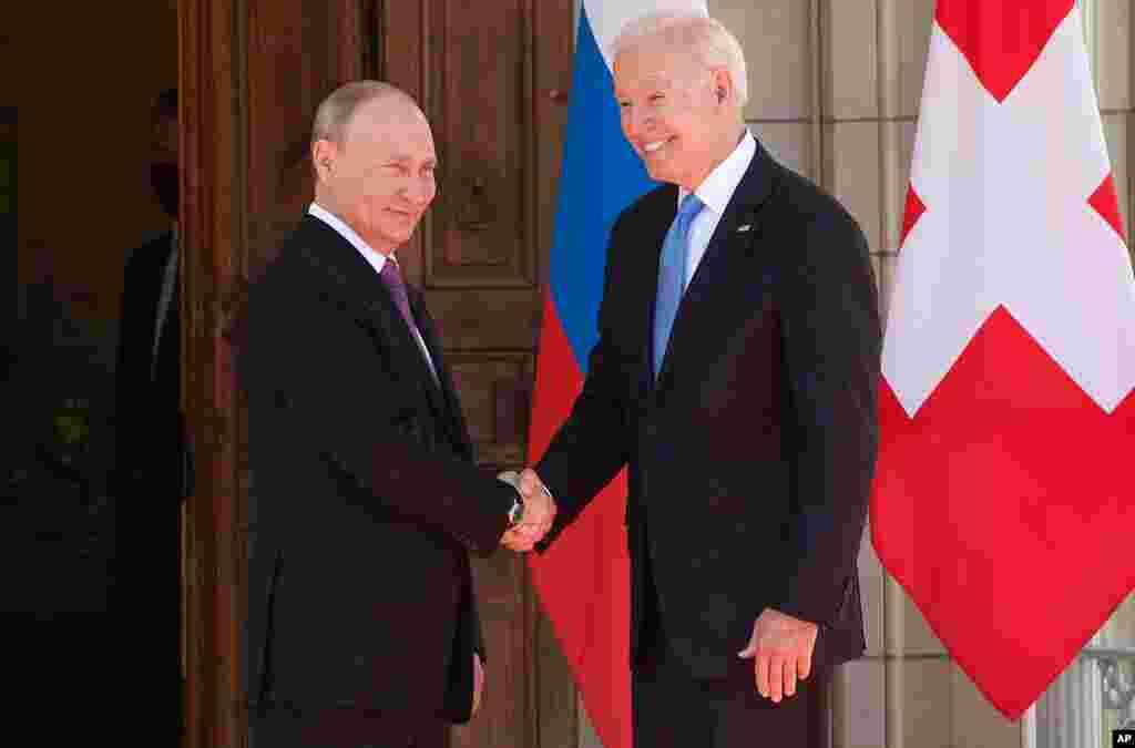 Bayden-Putin sammiti