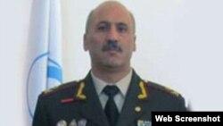 Daxili qoşunların komandanı Şahin Məmmədov