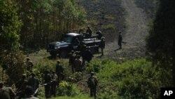 剛果內戰持續