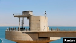 Peshmerga Fighters Retake Mosul Dam