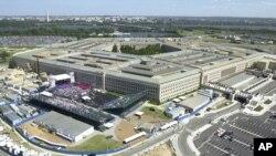 미국 국방부 건물 (자료사진)