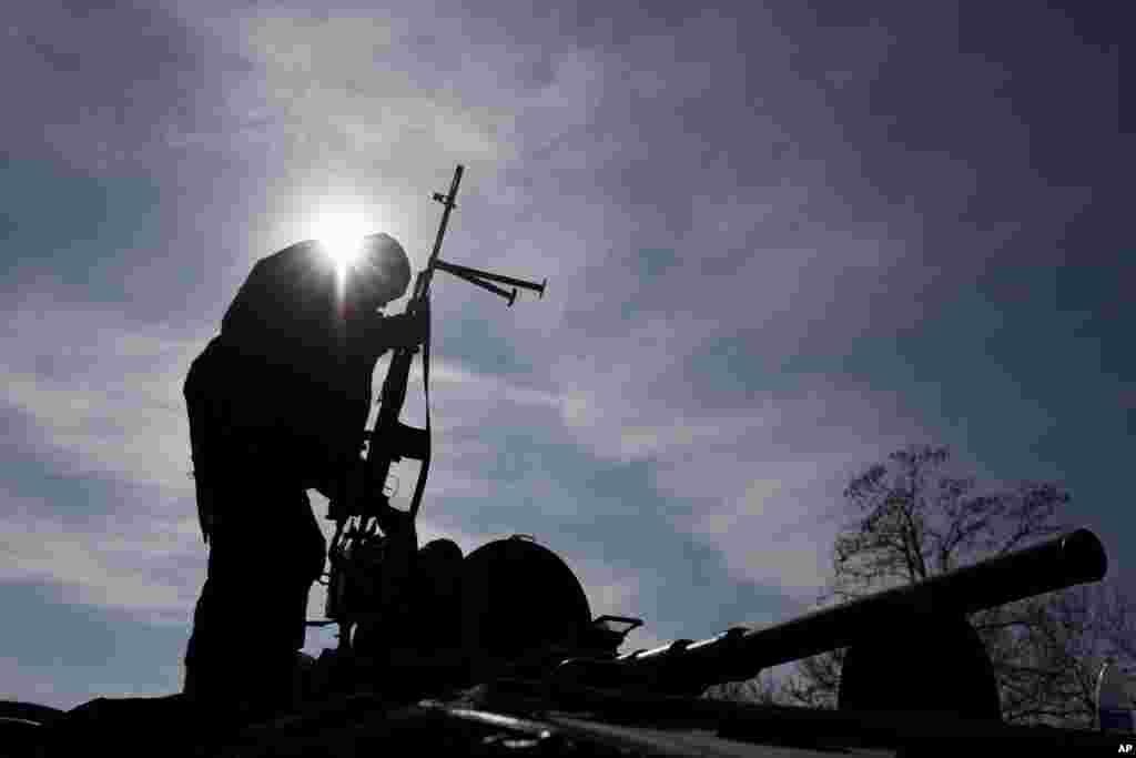 Українські військові Артемівськ