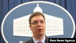 Vučič: Predlog koji je Srbija dobila u Briselu - neprihvatljiv