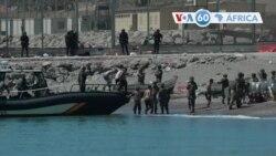 Manchetes africanas 19 Maio: Migrantes continuaram a infiltrar-se no enclave espanhol de Ceuta, no norte de África