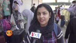 کشمیری طلبہ قرنطینہ میں مدت پوری کر کے گھر روانہ