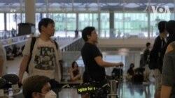 Sân bay HK tiếp tục huỷ chuyến bay, hành khách nói gì?